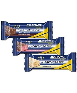 Multipower Fit Active L-Carnitine (1 батонч.)