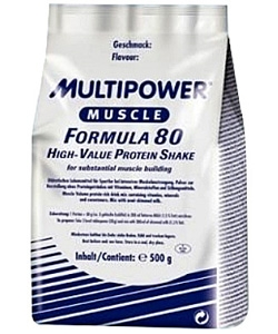 Multipower Formula 80 Evolution (500 грамм)