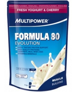 Multipower Formula 80 Evolution (510 грамм)