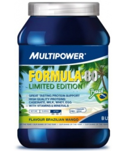 Multipower Formula 80 Limited Edition (750 грамм, 25 порций)