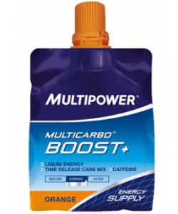 Multipower MultiCarbo Boost + (100 мл, 1 порция)