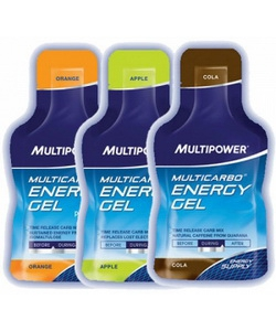 Multipower Multicarbo Energy Gel (40 грамм, 1 порция)