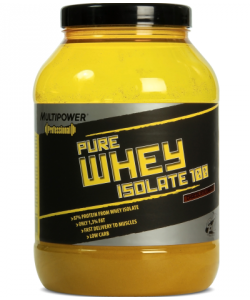 Multipower Pure Whey Isolate 100 (2250 грамм)