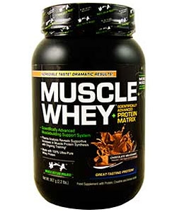 Muscle Asylum Project Muscle Whey (907 грамм)