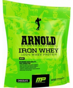 Muscle Pharm Arnold Series Arnold Iron Whey (227 грамм)