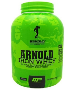 Muscle Pharm Arnold Series Arnold Iron Whey (2200 грамм)