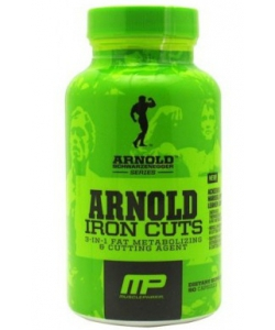 Muscle Pharm Arnold Series Iron Cuts (90 капсул)