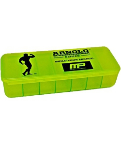 Muscle Pharm Arnold Series Таблетница Pill Box