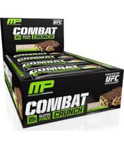Muscle Pharm Combat Crunch Bars 12x63 g (756 грамм, 12 порций)