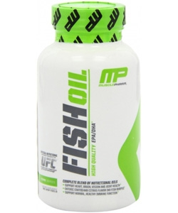 Muscle Pharm Fish Oil (90 капсул)