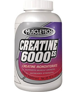 Muscle Tech Creatine 6000-ES (510 грамм)