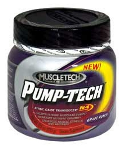 Muscle Tech Pump Tech (270 грамм)