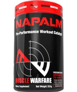 Muscle Warfare Napalm (250 грамм, 45 порций)