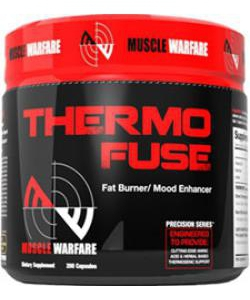 Muscle Warfare Thermo Fuse (90 капсул, 45 порций)