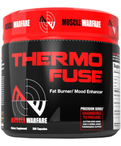 Muscle Warfare Thermo Fuse (200 капсул)