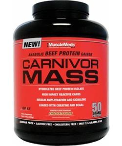 MuscleMeds Carnivor Mass (2600 грамм)