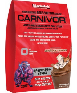 MuscleMeds Carnivor Raging Bull Series (453 грамм, 12 порций)