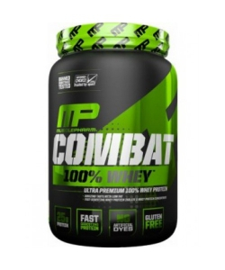 MusclePharm Combat 100% Whey (900 грамм, 29 порций)