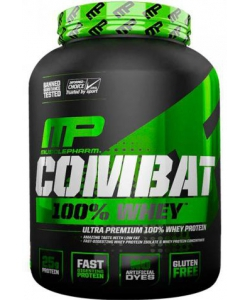 MusclePharm Combat 100% Whey (2270 грамм, 73 порции)
