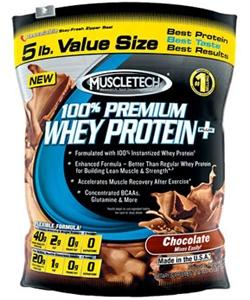 MuscleTech 100% Premium Whey Protein Plus (2267 грамм, 68 порций)