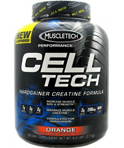 MuscleTech Cell Tech Performance (2700 грамм)