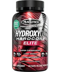 MuscleTech Hydroxycut Hardcore Elite (100 капсул)