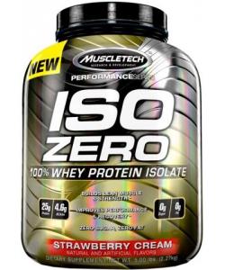 MuscleTech Iso Zero Performance Series (2270 грамм, 70 порций)