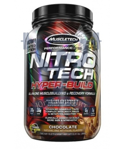 MuscleTech Nitro-Tech Hyper-Build (1000 грамм, 15 порций)