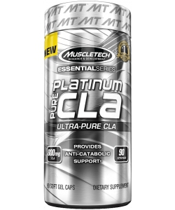 MuscleTech Platinum CLA Essential Series (90 капсул)