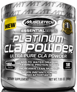 MuscleTech Platinum CLA Powder Essential Series (200 грамм)