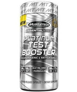 MuscleTech Platinum Test Booster Essential Series (60 капсул)