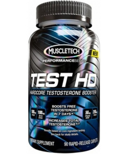 MuscleTech Test HD (90 капсул)