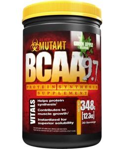 Mutant BCAA 9.7 (348 грамм, 30 порций)