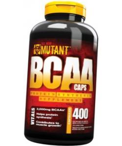 Mutant BCAA Caps (400 капсул, 100 порций)