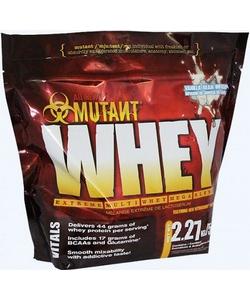 Mutant Whey (2270 грамм, 63 порции)