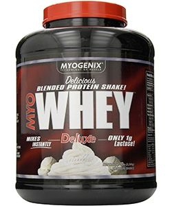 Myogenix Myo Whey Deluxe (2270 грамм)