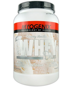 Myogenix Myo Whey Deluxe (907 грамм)