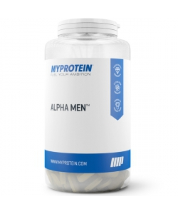 Myprotein Alpha Men (120 таблеток, 60 порций)