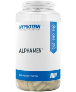 MyProtein Alpha Men (240 таблеток, 120 порций)
