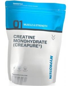 MyProtein Creatine Monohydrate Creapure (250 грамм, 50 порций)