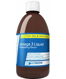 MyProtein Omega 3 Liquid (500 мл, 100 порций)