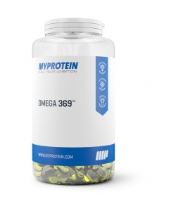 Myprotein Omega 369 (120 капсул, 120 порций)