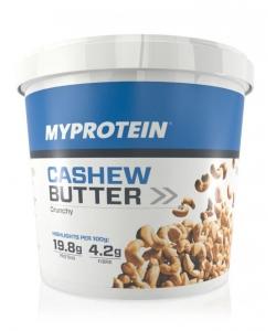 Myprotein Peanut Butter Natural - Crunchy (1000 грамм)