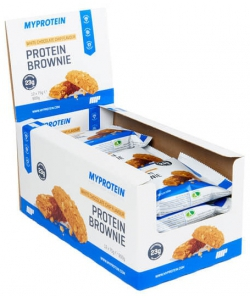 MyProtein Protein Brownie (900 грамм, 12 порций)