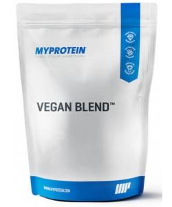 MyProtein Vegan Blend (unflavoured) (2500 грамм, 83 порции)