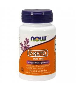 NOW 7-KETO 100 mg (30 капсул, 30 порций)
