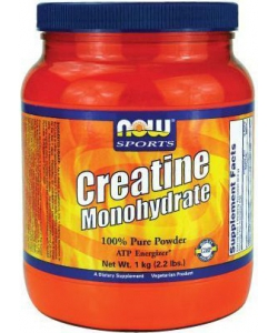 Now Creatine Monohydrate (1000 грамм, 200 порций)