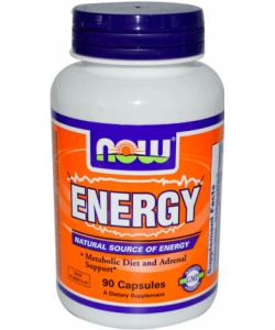 NOW ENERGY (90 капсул)