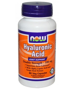 NOW Hyaluronic Acid (60 капсул)