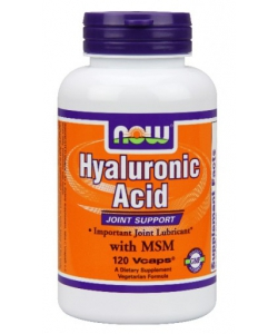 NOW Hyaluronic Acid (120 капсул)